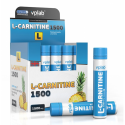 VPLab L-Carnitine 1500 20 x 25ml.