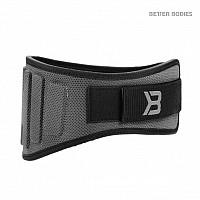 Better Bodies Pro Lifting Belt Grey