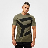 Better Bodies Bronx Tee Wash Green